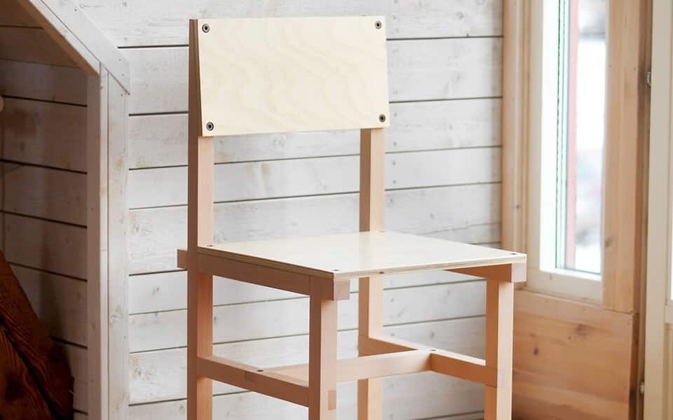 Röhsska chair by Fredrik Paulsen - Blå Station