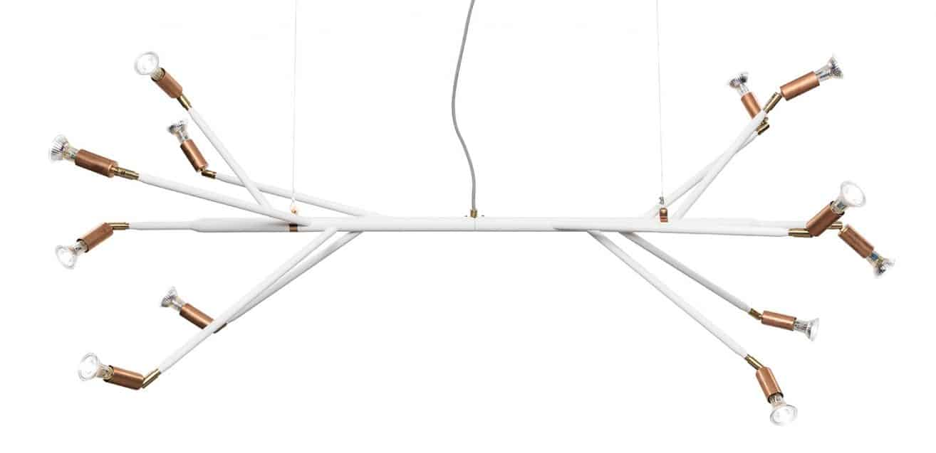 20th anniversary of Jonas Bohlin's innovative pendant lamp Kvist