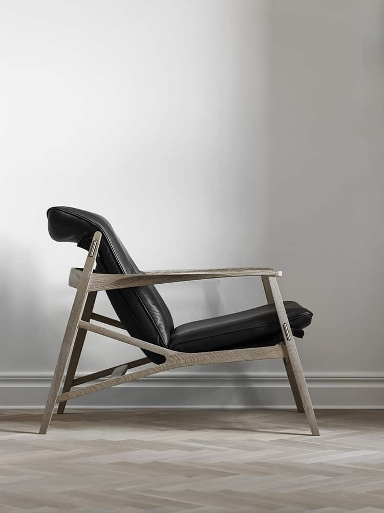 Link lounge easy chair by Dan Ihreborn – Stolab