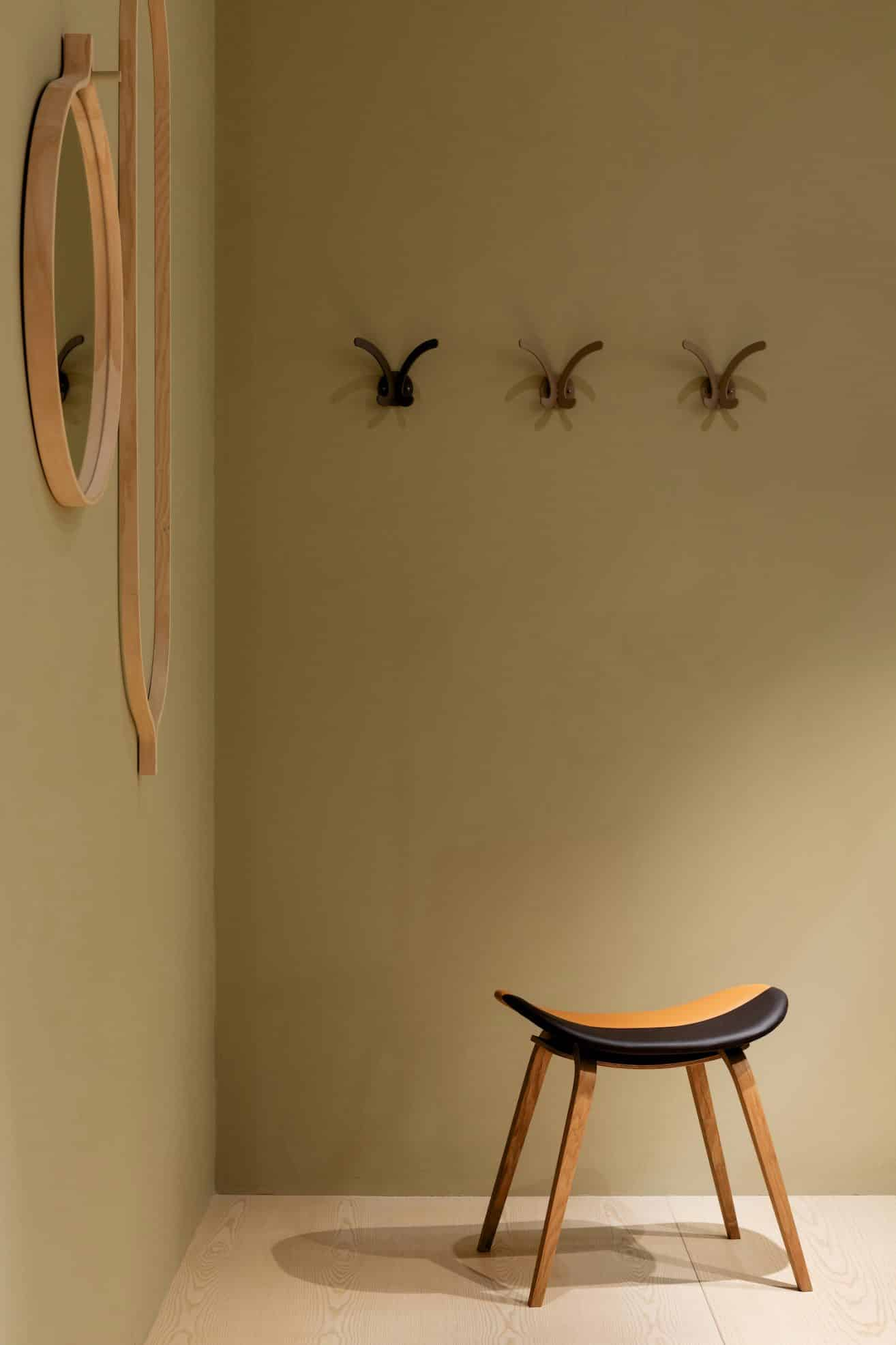 Stool by Thomas Sandell – Swedese