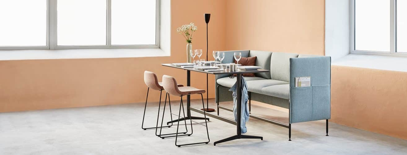 Alto easychair/sofa by Mattias Stenberg – Materia