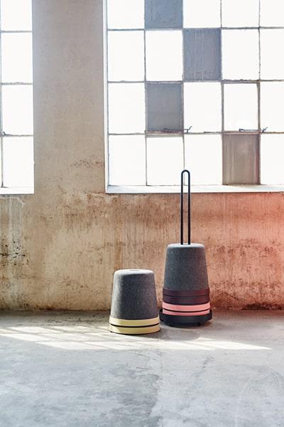 Cap stool by Axel Bjurström & Mia Cullin – Materia