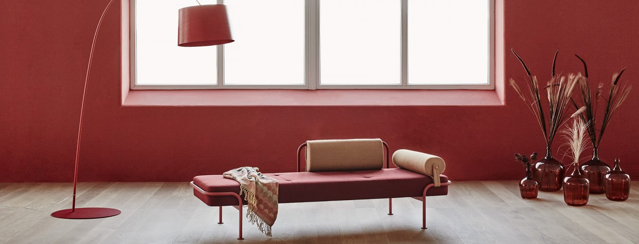 Today daybed by Mia Cullin – Materia