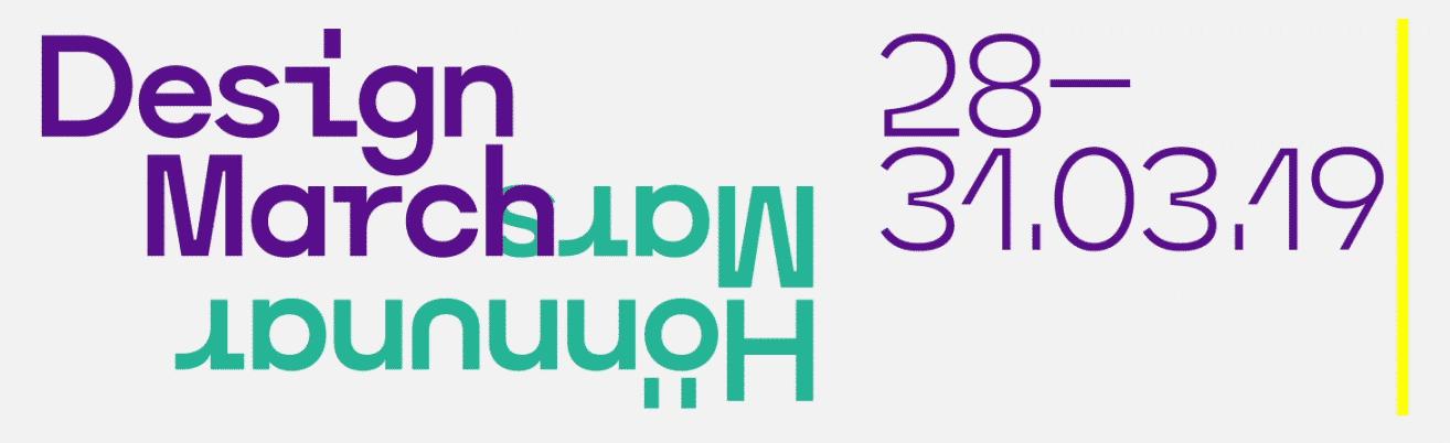 DesignMarch Reykjavik 28–31/3 2019