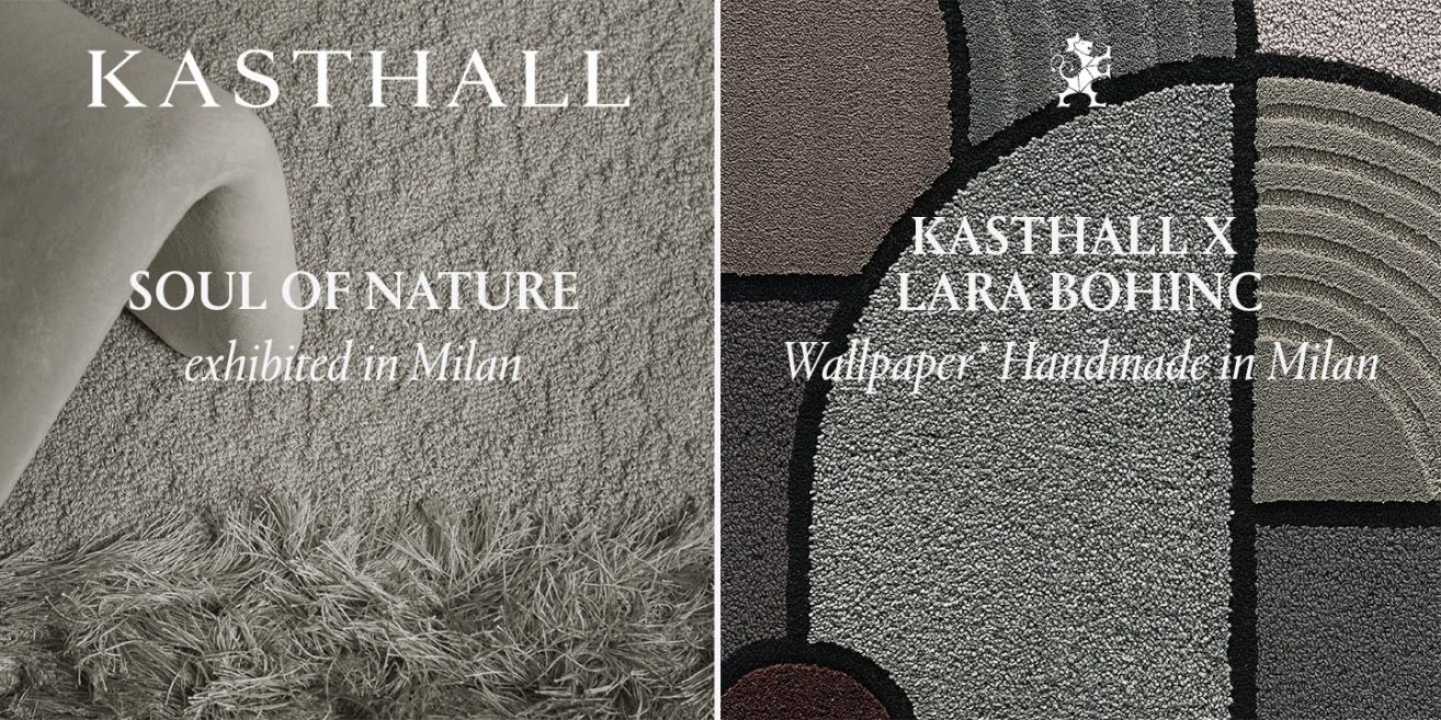 Kasthall in Milano with two exhibitions