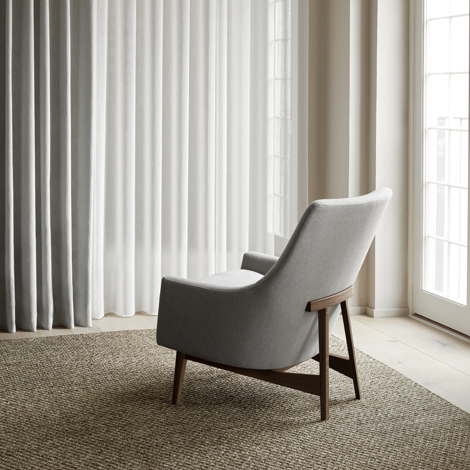 Introducing iconic pieces from Jens Risom. A master of mid-century modern
