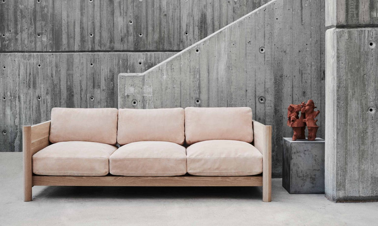 Truly a solid piece of furniture with zero superfluity by Mia Cullin – Verk - ScandinavianDesign.com