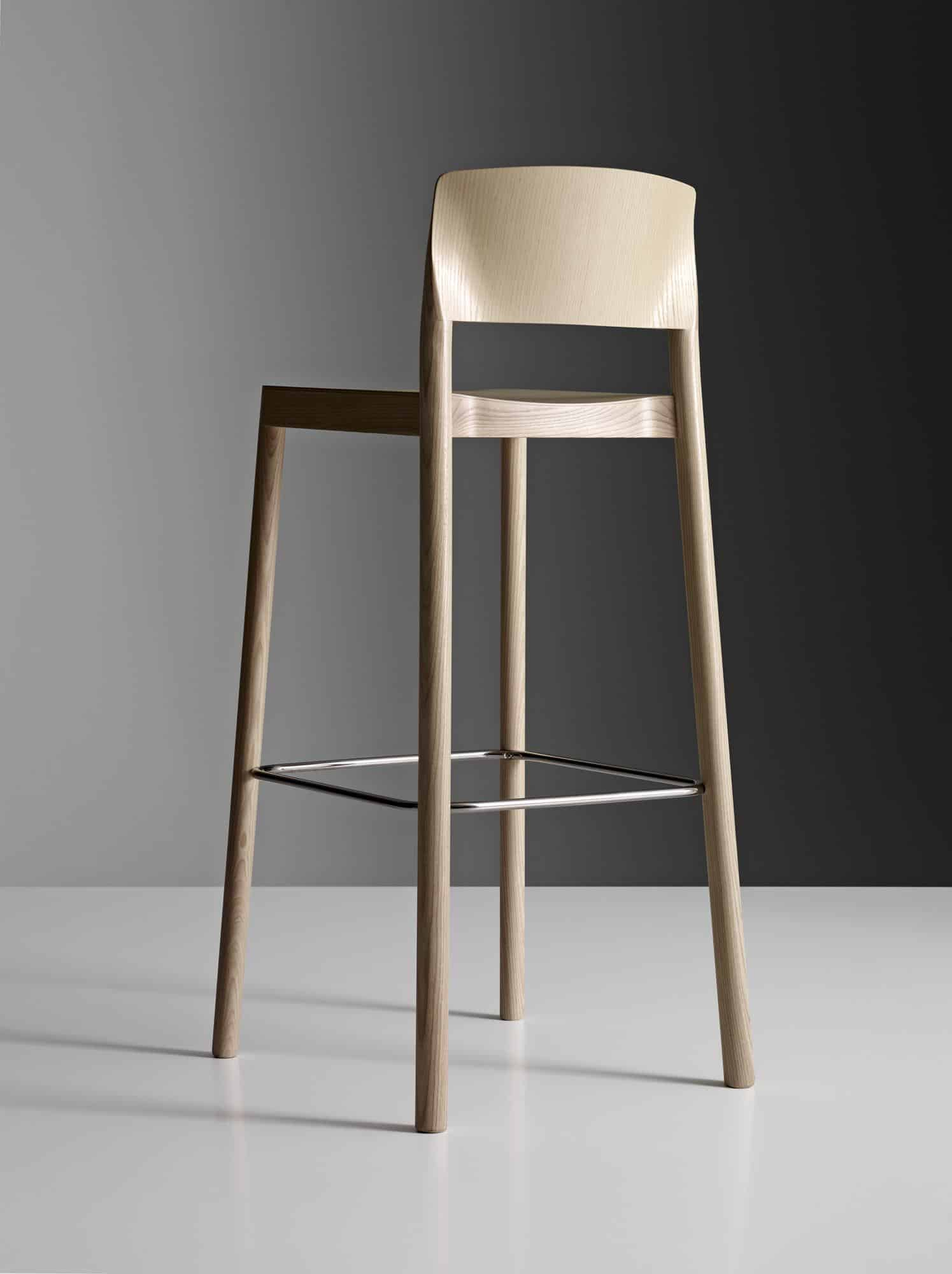 Grace Bar Stool Swedese Scandinaviandesign Com