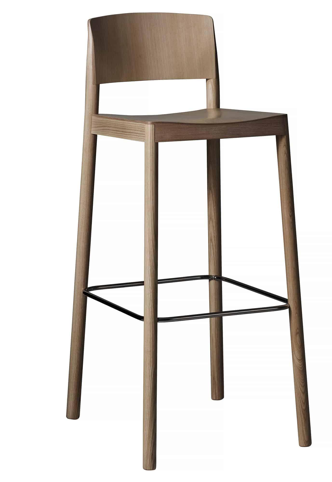 Grace bar stool u2013 Swedese Scandinavian Design