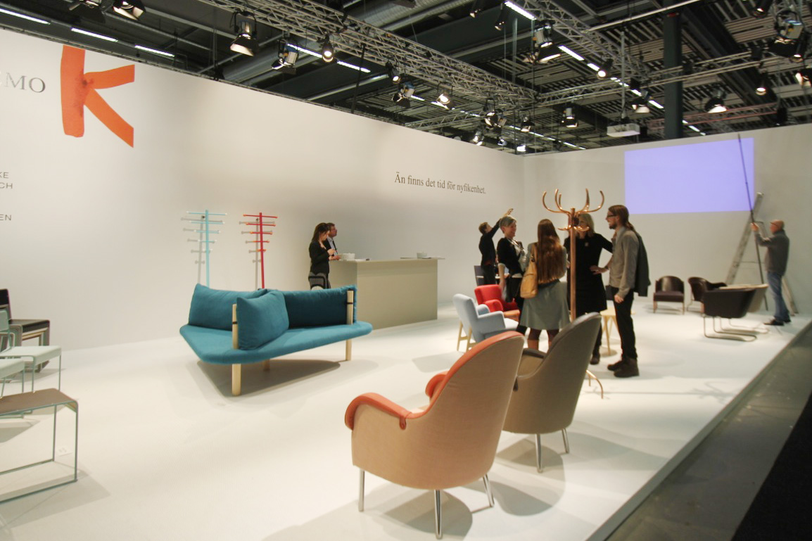Old News >> Stockholm Furniture Fair | Scandinavian Design