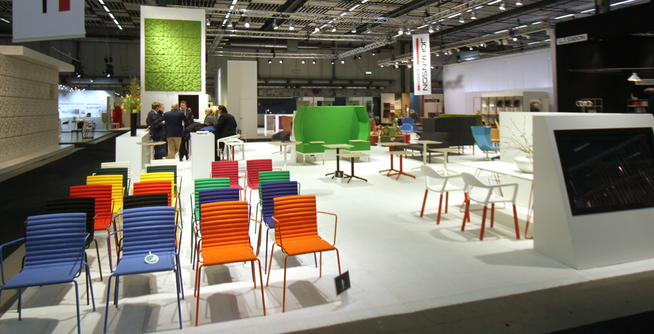 Stockholm Furniture Fair Scandinavian Design