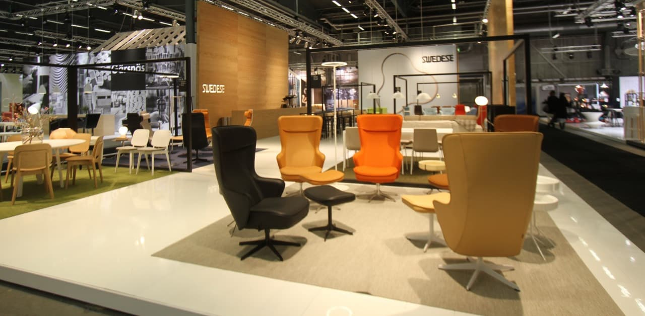 Stockholm Furniture Fair | Scandinavian Design