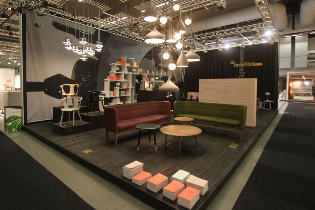 Stockholm furniture fair scandinavian design for Furniture design exhibition