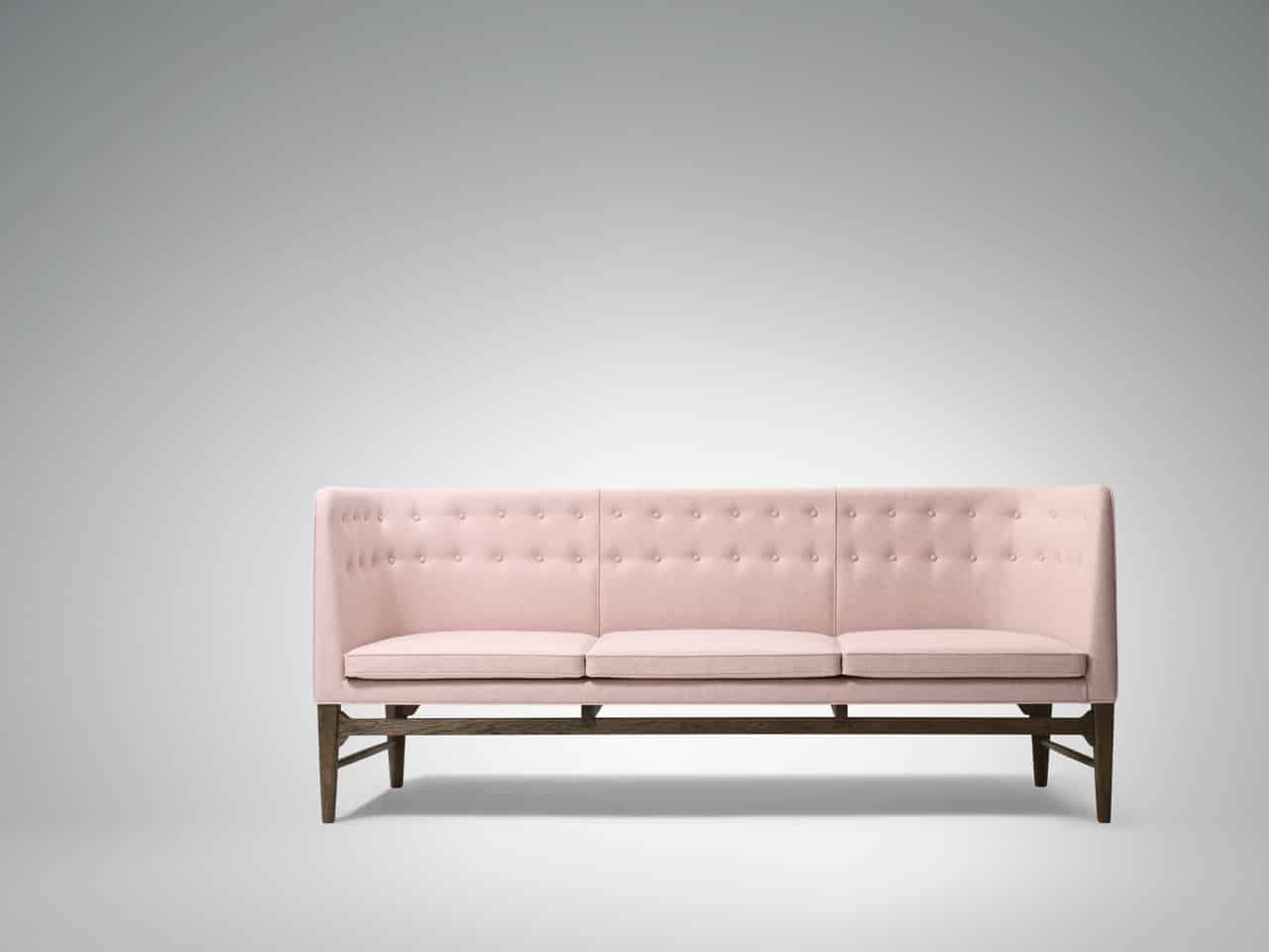 Mayor sofa tradition scandinavian design for Danish design sofa