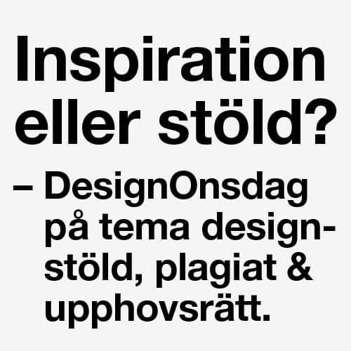 Inspiration eller stöld?