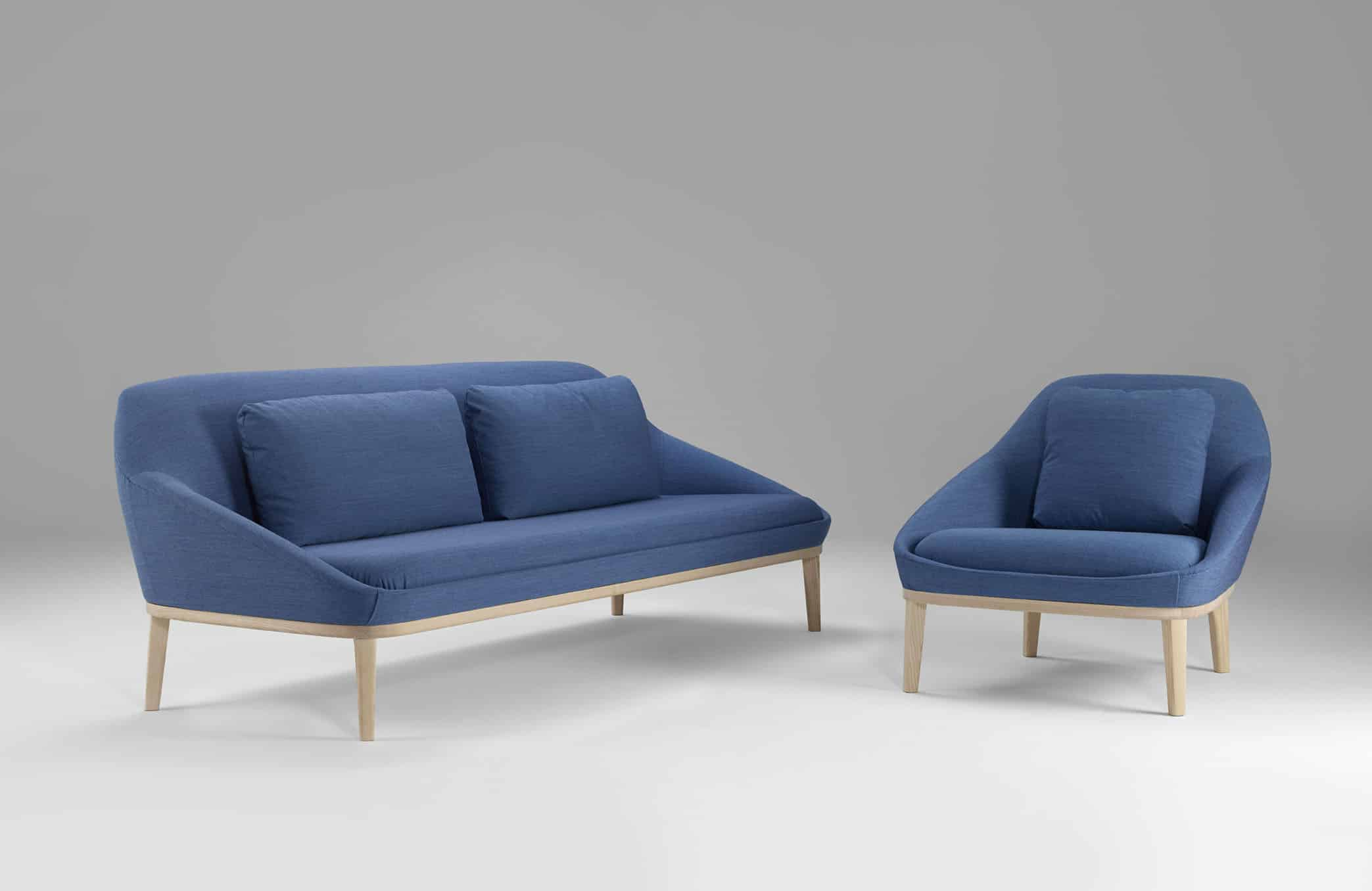 Expanded ezy collection offecct scandinavian design for Famous scandinavian furniture designers