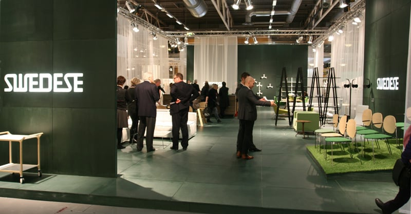 Swedese at Stockholm Furniture Fair 2009