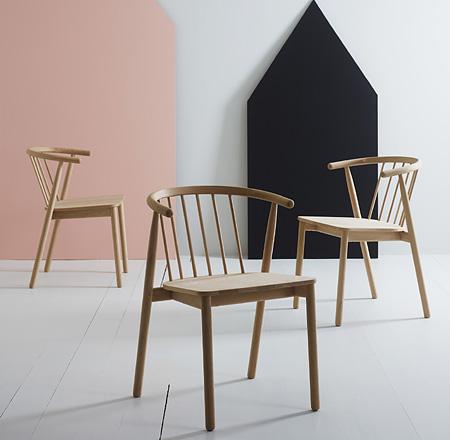 Vang Chair Tonning Mbler Scandinavian Design